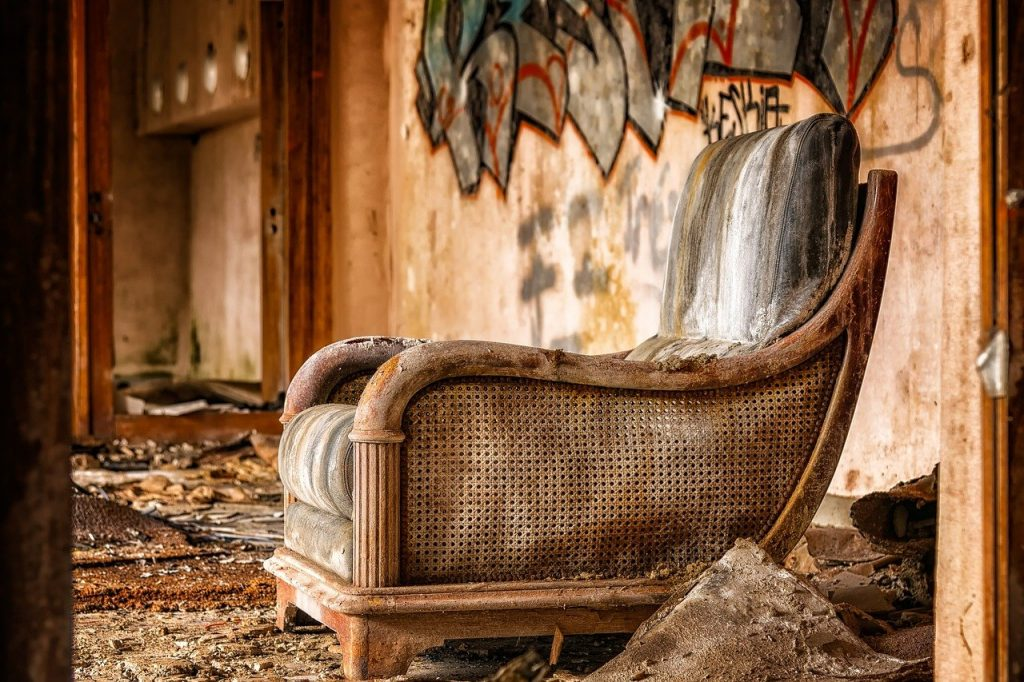 Mantenimiento de los muebles