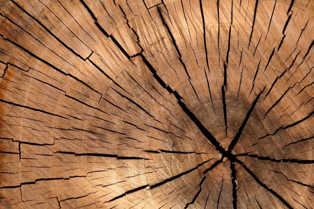 madera para los muebles