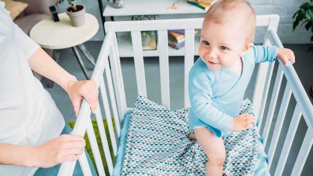 Qué densidad para el colchón de bebe