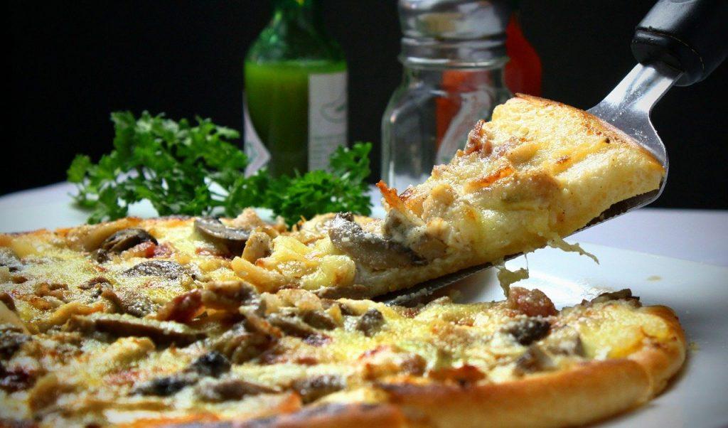 horno de pizza electrico